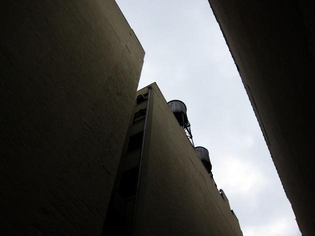 Jacque Donaldson, Harlem sky 2013